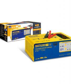 Batium 7/12 Accu Lader | Professioneel | 230V | 6-12 V | 105w