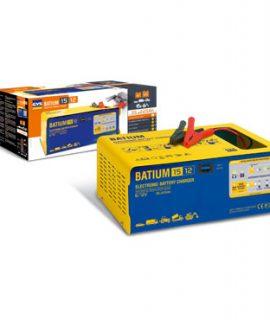 Batium 15/12 Accu Lader |Professioneel | 230V | 6-12 V | 225 W