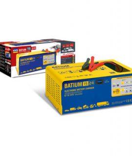 Batium 15/24 Accu Lader | Professioneel | 230V | 6-12-24V | 450W
