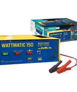 WattMatic 150 Accu Lader | Professioneel | 230V | 6-12 V | 220W