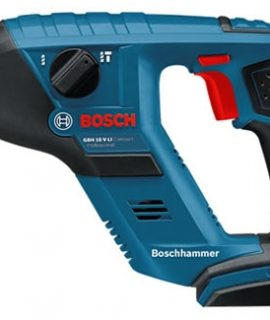 GBH 18 V-Li Compact Accu Boorhamer SOLO | Zonder Accu's En Lader