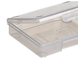 Pocketbox, Leeg