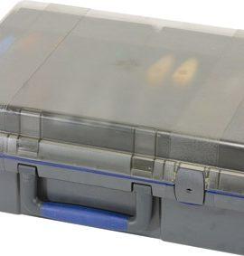 ServiceCase 10-Plus, Sleutel, Zwart/zilver/transparant
