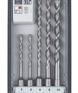 SDS-Plus Hamerboren X5L | Robustline | 5-Delig | 2608585073