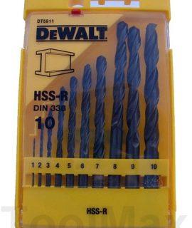 Set HSS-G 10-dlg. 1-10mm