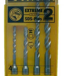 SDS-Plus 4-dlg Set 5,6,8,10