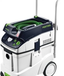 CLEANTEX CTH 48 E | Speciale Stofafzuiger